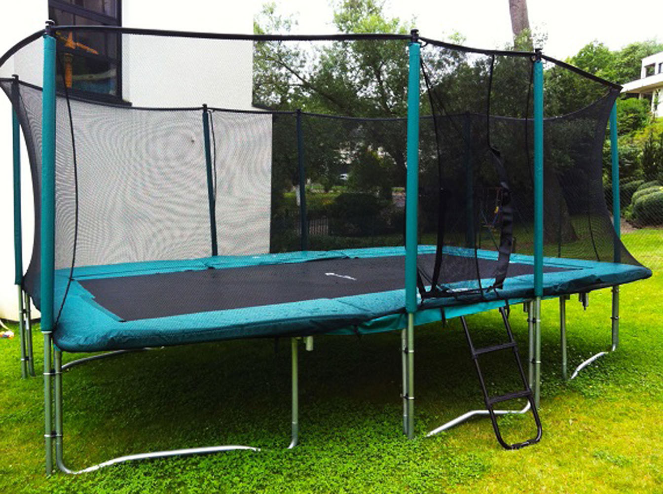9x15 Feet Proxamponite GS-9175 Trampoline
