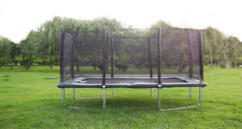 8x14 Feet Proxamponite TS-7085CF Trampoline (Residential use)